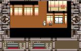 Gensei Kitan: Disc Saga III  PC-98 Smash and Farin, the Fox Tribe messenger, are exploring the mysterious mansion