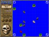 Seven Seas Deluxe Browser The first level where a red ship appears.