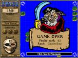 Seven Seas Deluxe Browser Game over