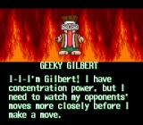 Pieces SNES Geeky Gilbert