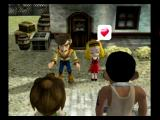 Harvest Moon: A Wonderful Life GameCube Introductions to the town folk.