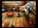 Harvest Moon: A Wonderful Life GameCube Inside your house.