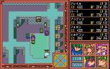 Elves PC-98 Castle dungeon