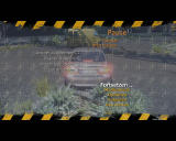 Crash Time II Windows On the pause menu the player sees all his objectives in text form