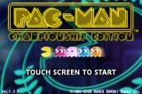 Pac-Man: Championship Edition iPhone Title Screen