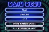 Pac-Man: Championship Edition iPhone Main Menu