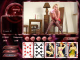 Strip Poker Exclusive Windows Karolina without a blouse (in Russian)
