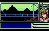 Emerald Densetsu PC-98 High-tech bridge