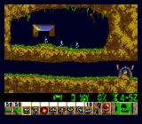 Lemmings Genesis The first few levels serve as a tutorial. The game tells you exactly what job to use to save the lemmings