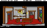 King's Quest III: To Heir is Human TRS-80 CoCo Type commands to perform actions