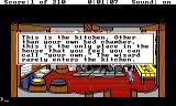 King's Quest III: To Heir is Human TRS-80 CoCo Description of the kitchen