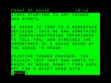 The Hitchhiker's Guide to the Galaxy TRS-80 CoCo In the CoCo version descriptions often don't fit on a single screen