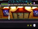 Casper: Friends Around the World PlayStation Movie theatre
