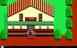 First Queen PC-98 Little town, Wild West-style