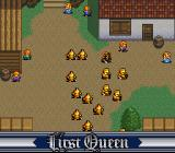 First Queen: Ornic Senki SNES Ornic army invades peaceful villages