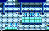 First Queen II: Sabaku no Joō PC-98 Looks like a railway station or something :)