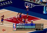 NBA Live 96 Genesis Wow!!! What a dunk!!!