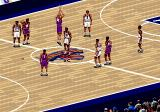 NBA Live 96 Genesis New York: Madison Square Garden