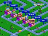 Micro Machines V3 Windows Menu