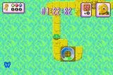 Turbo Turtle Adventure Game Boy Advance A teleporter