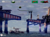 Thunderbirds: F.A.B. Action Pack Windows Level 4: The oil rig
