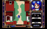 Fray in Magical Adventure PC-98 This looks like a nice town...