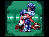 Fray in Magical Adventure CD: Xak Gaiden TurboGrafx CD Latok and Fray: romance, romance...