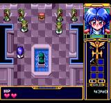 Fray in Magical Adventure CD: Xak Gaiden TurboGrafx CD This castle is full of green sword-wielding maniacs