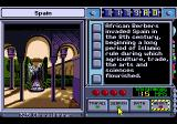 Where in Time Is Carmen Sandiego? Genesis Spain ruled by Moslems
