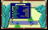 Xak: The Art of Visual Stage PC-98 Checking the stats