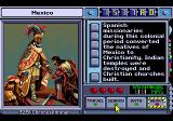 Where in Time Is Carmen Sandiego? Genesis Mexico, conquered by Spain