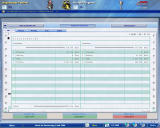 Heimspiel: Eishockeymanager 2007 Windows Financial report (demo version)