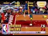 NBA Jam Tournament Edition SEGA Saturn D-Fence!