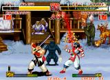 Samurai Shodown Arcade Oh my God! You killed Nakoruru