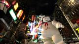 Ghostbusters: The Video Game Xbox 360 Times Square slimed? Slime Square.