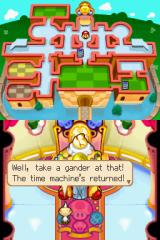 Mario & Luigi: Partners in Time Nintendo DS Time machine returned