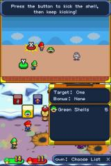 Mario & Luigi: Partners in Time Nintendo DS Bros. Items explained