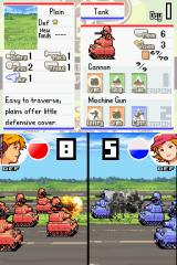 Advance Wars: Dual Strike Nintendo DS She lost more :P