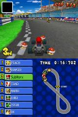 Mario Kart DS Nintendo DS Race on!