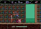 Nickelodeon: Aaahh!!! Real Monsters Genesis Boss battle: librarian