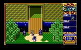 Xak Precious Package: The Tower of Gazzel PC-98 Tower entrance. All your friends are here
