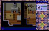 Xak III: The Eternal Recurrence PC-98 Exploring a house
