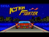 Action Fighter Amiga Title Screen