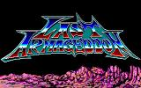 Last Armageddon PC-98 Title screen