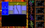 Last Armageddon PC-98 Entered a 3D dungeon