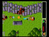 Namco Museum Vol. 5 PlayStation Legend of Valkyrie - Boomerang enemies
