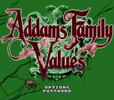 Addams Family Values Genesis Title