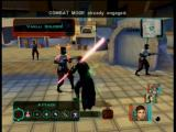 Star Wars: Knights of the Old Republic II - The Sith Lords Xbox After leveling up a lot, regular enemies will fall down like flies.