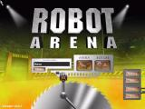 Robot Arena Windows Title Screen