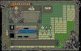 Free Will: Knight of Argent PC-98 Now I have a big party! You can re-order the characters